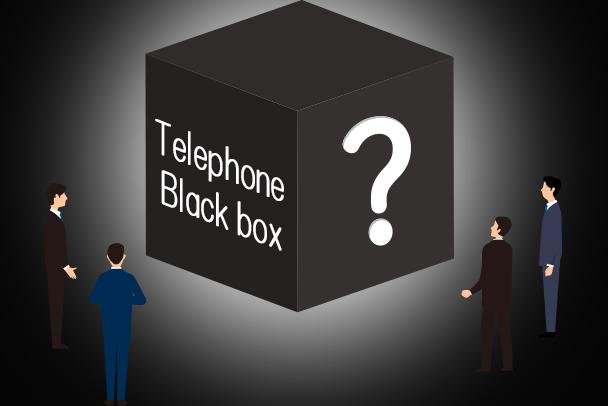 通話を可視化。電話のブラックボックス化を防ぐ!